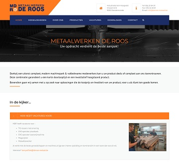 street design realisaties wordpress webcreaties website